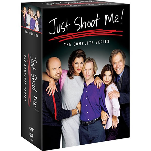 AU $75 BUY: Just Shoot Me! Complete Series on DVD in Australia