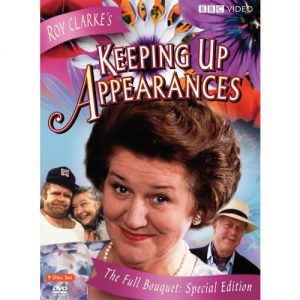 AU $72 BUY: Keeping Up Appearances: The Full Bouquet - Special Edition on DVD in Australia