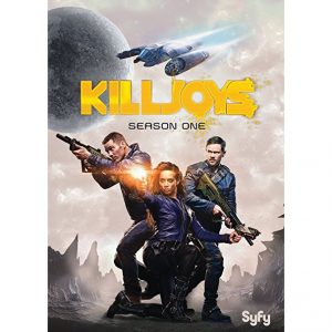 AU $22 BUY: Killjoys - Season 1 on DVD in Australia