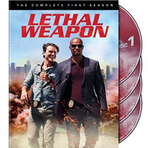 AU $36 BUY: Lethal Weapon - Season 1 on DVD in Australia