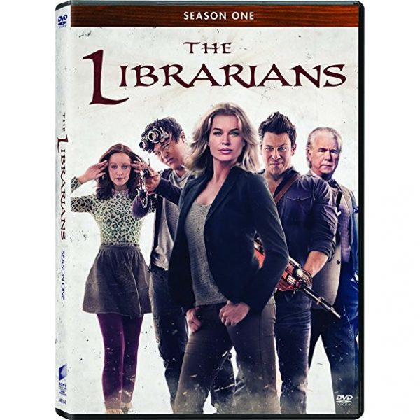 AU $25 BUY: Librarians - Season 1 on DVD in Australia