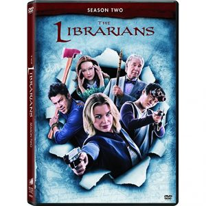 AU $26 BUY: Librarians - Season 2 on DVD in Australia