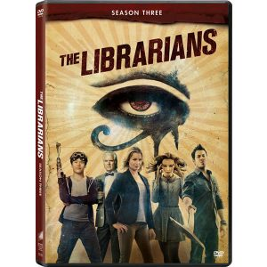 AU $30 BUY: Librarians - Season 3 on DVD in Australia