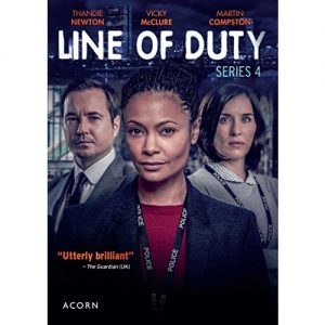 AU $30 BUY: Line of Duty - Season 4 on DVD in Australia