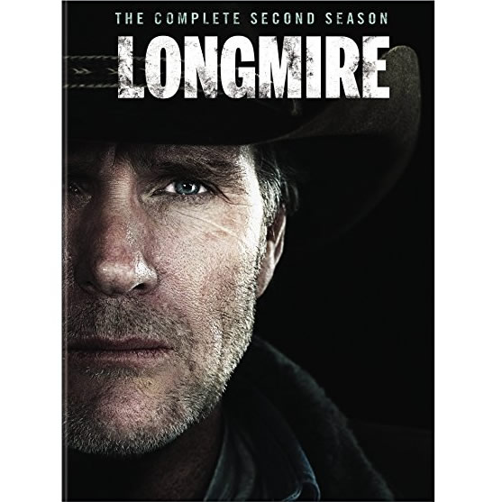 AU $28 BUY: Longmire - Season 2 on DVD in Australia