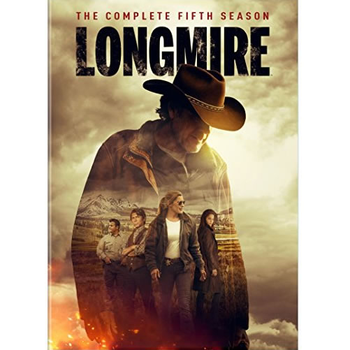 AU $28 BUY: Longmire - Season 5 on DVD in Australia