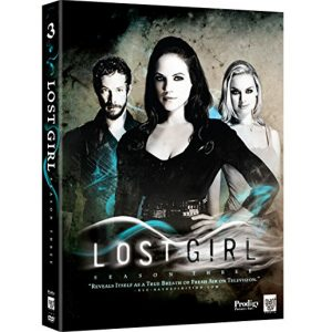 AU $32 BUY: Lost Girl - Season 3 on DVD in Australia