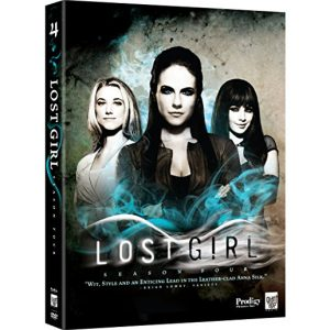 AU $35 BUY: Lost Girl - Season 4 on DVD in Australia