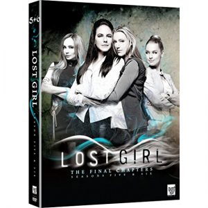 AU $35 BUY: Lost Girl - Season 5 & 6 on DVD in Australia