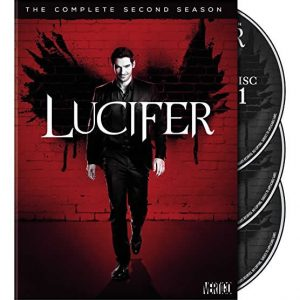 AU $30 BUY: Lucifer - Season 2 on DVD in Australia
