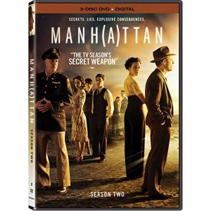 AU $22 BUY: Manhattan - Season 2 on DVD in Australia