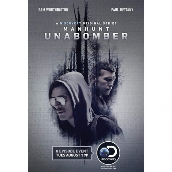 AU $30 BUY: Manhunt: UNABOMBER on DVD in Australia