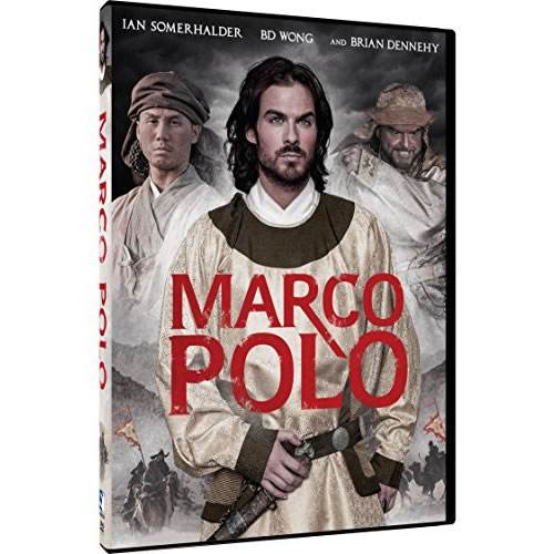 AU $20 BUY: Marco Polo The Complete Miniseries on DVD in Australia