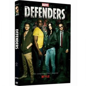 AU $30 BUY: Marvel's The Defenders - Season 1 on DVD in Australia
