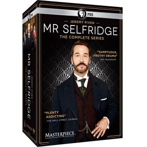 AU $65 BUY: Masterpiece - Mr Selfridge Complete Series on DVD in Australia