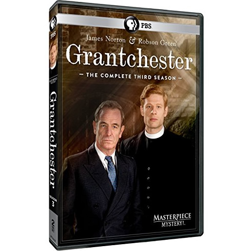AU $26 BUY: Masterpiece Mystery Grantchester - Season 3 on DVD in Australia