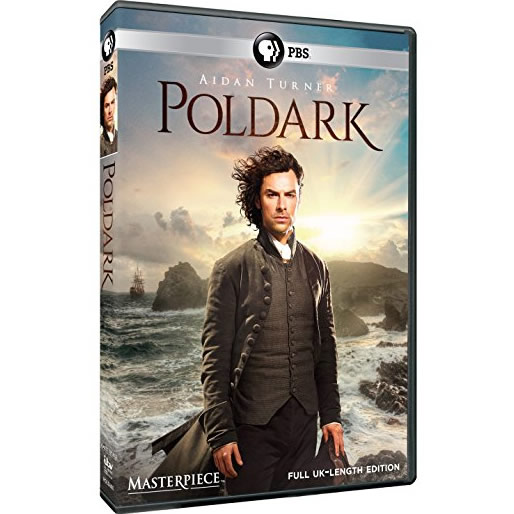 AU $25 BUY: Masterpiece: Poldark - Season 1 on DVD in Australia
