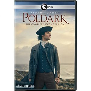 AU $28 BUY: Masterpiece: Poldark - Season 2 on DVD in Australia