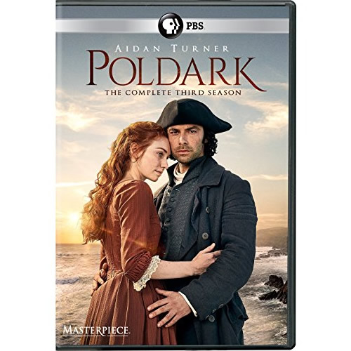 AU $28 BUY: Masterpiece: Poldark - Season 3 on DVD in Australia