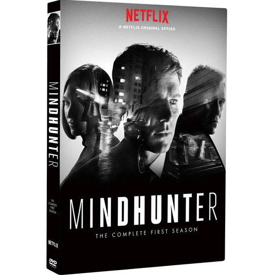 AU $28 BUY: Mindhunter - Season 1 on DVD in Australia