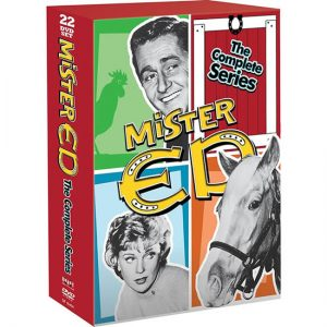 AU $78 BUY: Mister Ed Complete Series Seasons 1-6 on DVD in Australia