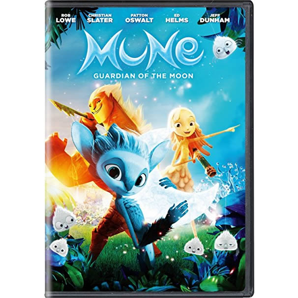 AU $20 BUY: Mune: Guardian of the Moon Animated DVD in Australia
