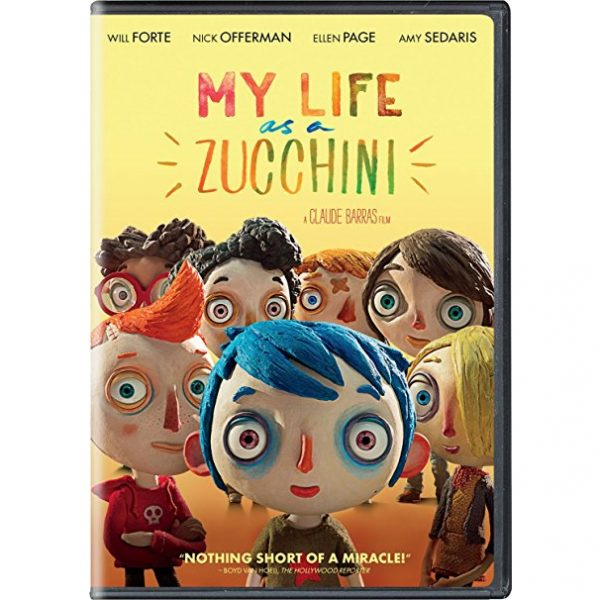 AU $22 BUY: My Life as a Zucchini Kids Movie on DVD in Australia