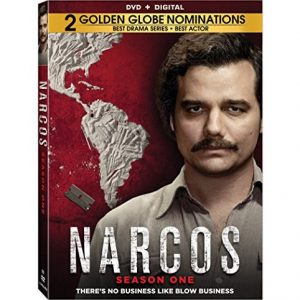 AU $28 BUY: Narcos - Season 1 on DVD in Australia