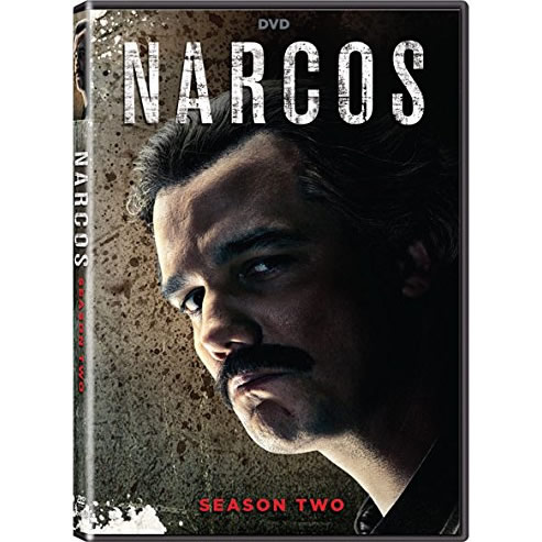 AU $30 BUY: Narcos - Season 2 on DVD in Australia