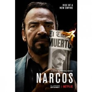 AU $33 BUY: Narcos - Season 3 on DVD in Australia