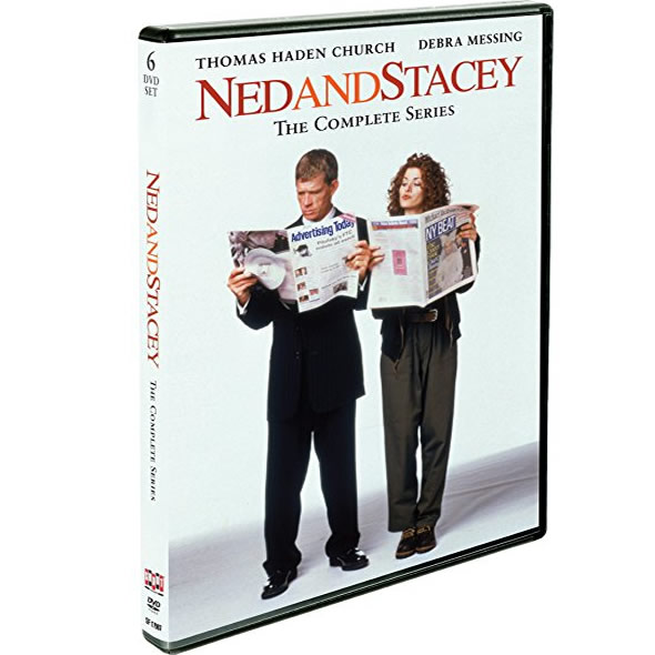 AU $35 BUY: Ned And Stacey Complete Series on DVD in Australia
