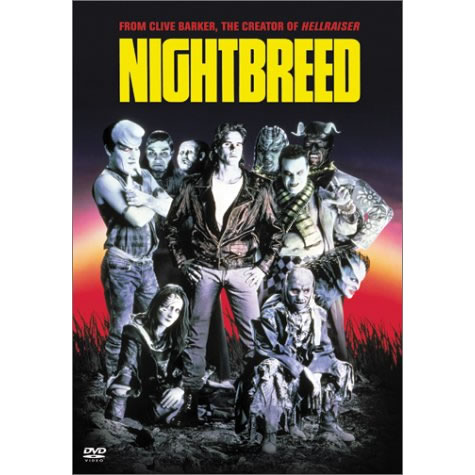 AU $22 BUY: Nightbreed on DVD in Australia