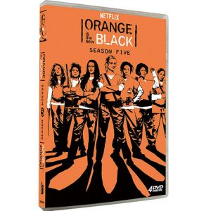 AU $36 BUY: Orange Is The New Black - Season 5 on DVD in Australia
