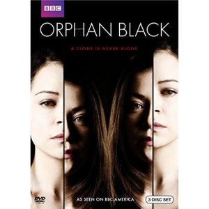 AU $24 BUY: Orphan Black - Season 1 on DVD in Australia