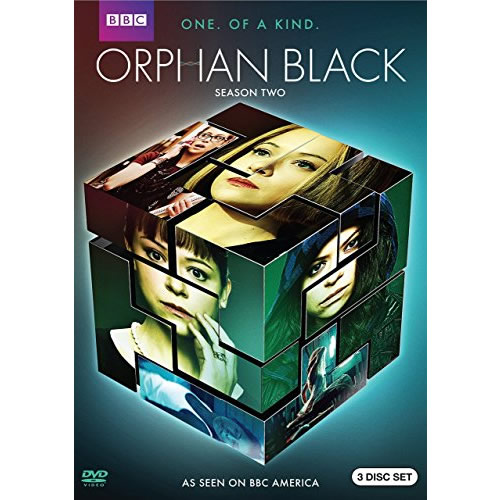 AU $25 BUY: Orphan Black - Season 2 on DVD in Australia