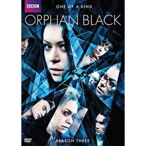 AU $26 BUY: Orphan Black - Season 3 on DVD in Australia