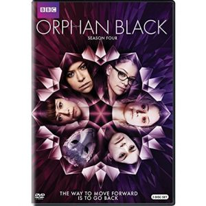 AU $26 BUY: Orphan Black - Season 4 on DVD in Australia