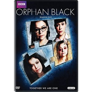 AU $28 BUY: Orphan Black - Season 5 on DVD in Australia