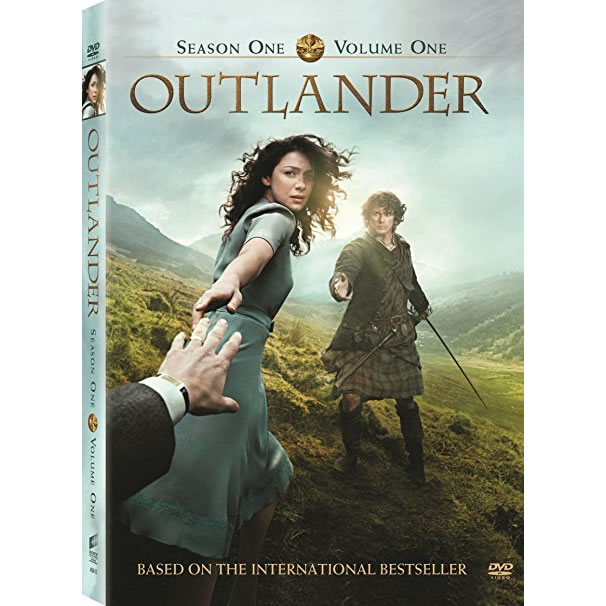 AU $22 BUY: Outlander - Season 1 Vol 1 on DVD in Australia