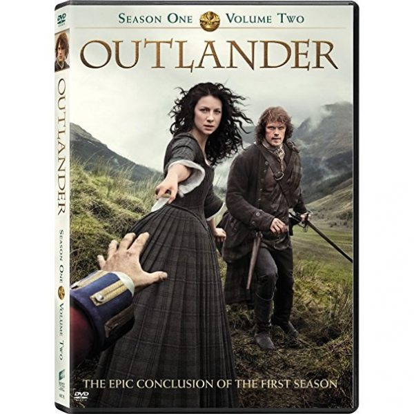 AU $22 BUY: Outlander - Season 1 Vol 2 on DVD in Australia