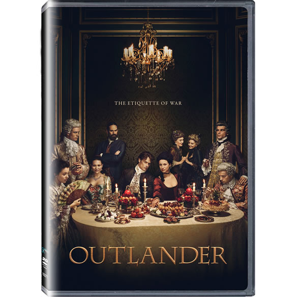 AU $30 BUY: Outlander - Season 2 on DVD in Australia