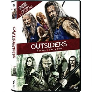 AU $48 BUY: Outsiders - Season 1 and 2 on DVD in Australia