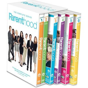 AU $92 BUY: Parenthood Complete Series on DVD in Australia