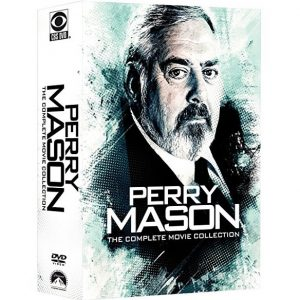 AU $68 BUY: Perry Mason: The Complete Movie Collection on DVD in Australia