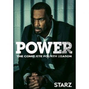 AU $35 BUY: Power - Season 4 on DVD in Australia