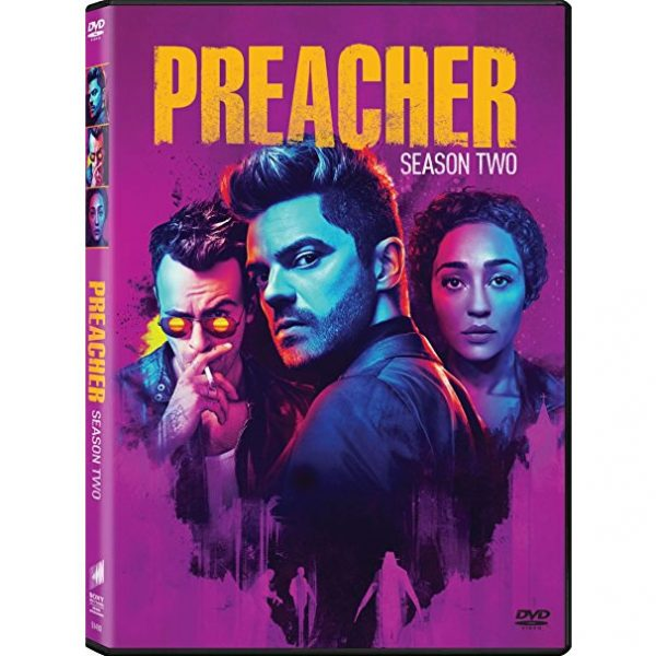 AU $28 BUY: Preacher - Season 2 on DVD in Australia