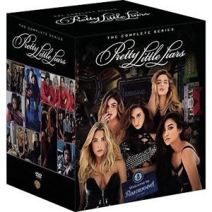 AU $122 BUY: Pretty Little Liars Complete Series on DVD in Australia