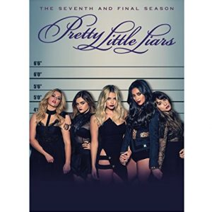 AU $32 BUY: Pretty Little Liars - Season 7 Final on DVD in Australia
