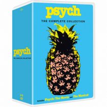 BUY: Psych Complete Series on DVD in Australia