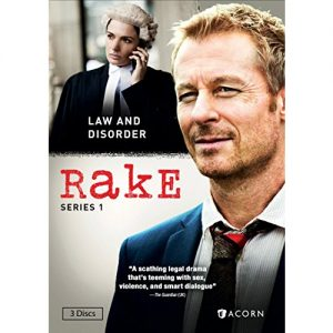 AU $26 BUY: Rake - Season 1 on DVD in Australia